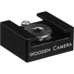 Wooden Camera 1/4-20 Shoe Mount