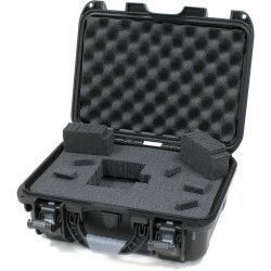 Nanuk 915-1001 Case with Cubed Foam (Black)