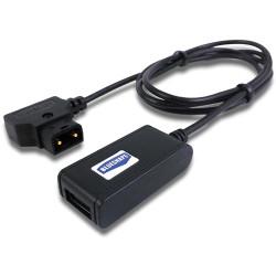 BLUESHAPE P-Tap to USB Power Adapter