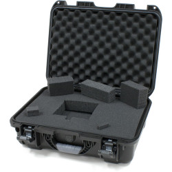 Nanuk 925-1001 Case with Cubed Foam (Black)