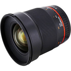 Rokinon 16mm f/2.0 ED AS UMC CS Lens for Nikon F Mount