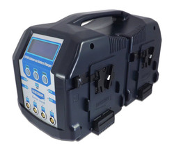 BLUESHAPE 8-Ch Charger & Monitoring Utility for V-Mount Lithium Ion