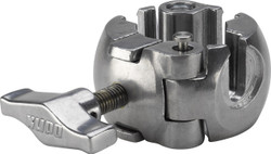 "Kupo 3 Way Clamp, for 1.0-1.4"" (25 to 35mm) Tube"