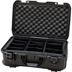 Nanuk Protective 935 Case with Padded Dividers (Black)