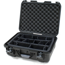 Nanuk 930-2001 Case with Padded Divider (Black)