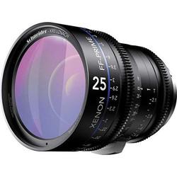 Schneider Xenon FF 25mm T2.1 Prime Lens (PL Mount)