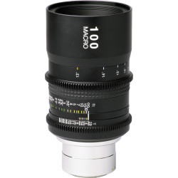 Tokina Cinema AT-X 100mm T2.9 Macro Lens for MFT Micro 4/3ds Mount Cameras