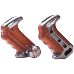 ikan Tilta Wooden Handles with ARRI Rosettes and Two Extension Arms