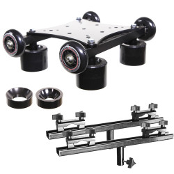 RigWheels RDR1 RailDolly Camera Dolly Kit