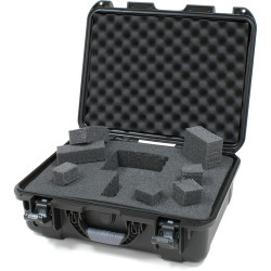 Nanuk 930-1001 Case with Cubed Foam (Black)