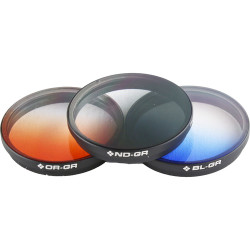 Polar Pro Graduated Filter Set for Zenmuse X3 (3-Pack)
