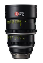 Leica 75mm T1.4 Summilux-C