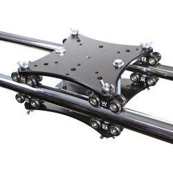 RigWheels MWS3 MicroWheel Stage-3 Camera Slider Carriage