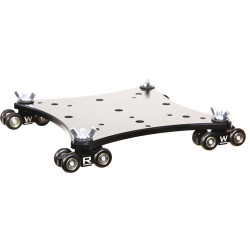RigWheels MWS1 MicroWheel Stage-1 Portable Camera Slider Carriage