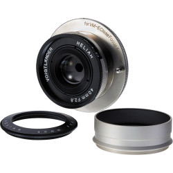 Voigtlander VM 40mm f/2.8 Heliar Lens for Sony E-Mount
