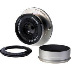 Voigtlander VM 40mm f/2.8 Heliar Lens for Sony E-Mount