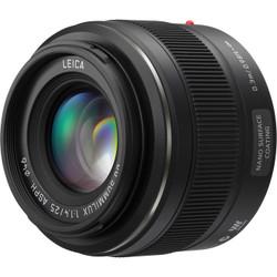 Panasonic Leica DG Summilux 25mm f/1.4 ASPH Micro 4/3 Lens