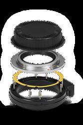 Xeen Lens Mount Kit for Canon EF