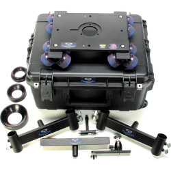Dana Dolly Portable Dolly System Rental Kit with Original Track Ends