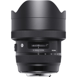Sigma 12-24mm f/4 DG HSM Art Lens for Canon EF