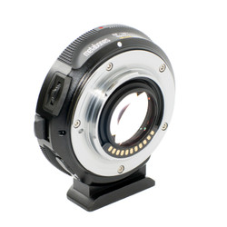 Metabones T Speed Booster Ultra 0.71x Adapter for Canon EF Lens to MFT