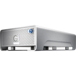 G-Technology 4TB G-Drive Pro with Thunderbolt