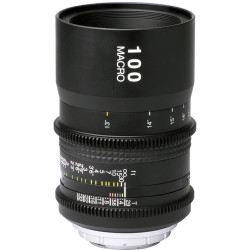 Tokina Cinema AT-X 100mm T2.9 Macro Lens (Nikon F Mount)