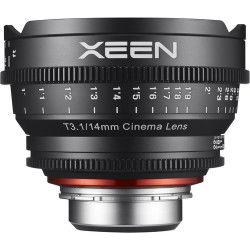 Rokinon Xeen 14mm T3.1 Lens for Nikon F Mount
