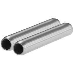 "SHAPE 15mm Aluminum Rods (Pair, 4"")"