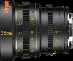 Veydra Mini Prime 35mm T2.2 (SonyE)