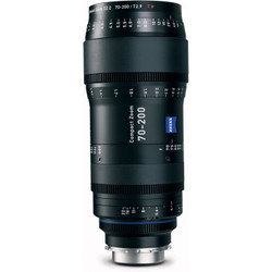 Zeiss 70-200mm T2.9 Compact Zoom CZ.2 Lens (E Mount)