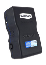 BLUESHAPE BV225 GRANITE 14.8V V-Mount Li-Ion Battery (225Wh, 15.0Ah)