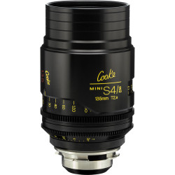 Cooke 135mm T2.8 miniS4/i Cine Lens (Meters)