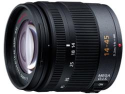 Panasonic LUMIX G VARIO 14-45mm/F3.5-5.6 ASPH./MEGA O.I.S. Lens