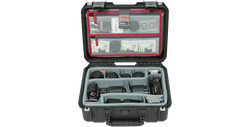 SKB iSeries 1510-6 Case w/Think Tank Designed Photo Dividers & Lid Organizer