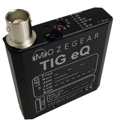 Mozegear eQ Timecode Generator with BNC connector