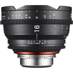 Rokinon Xeen 16mm T2.6 Lens (Micro Four Thirds)