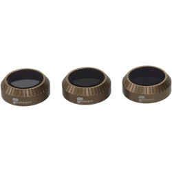 Mavic Cnema Series Vivid 3-Pack (ND4/PL, ND8/PL, ND16/PL)