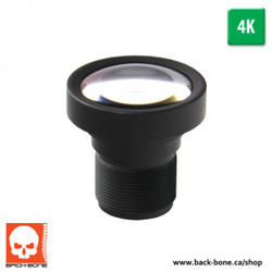 Back-Bone 3.65MM 16MP LOW DISTORTION M12