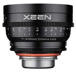 Rokinon XEEN 20mm T1.9 Professional Cine Lens for Nikon F Mount