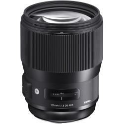 Sigma 135mm f/1.8 DG HSM Art Lens for Canon EF (PRE-ORDER)