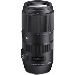 Sigma 100-400mm f/5-6.3 DG OS HSM Contemporary Lens for Canon EF (PRE-ORDER)