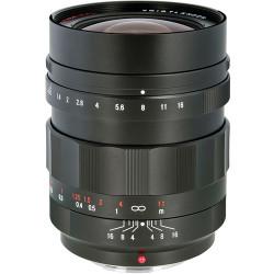 Voigtlander Nokton 17.5mm f/0.95 Lens for Micro 4/3 Cameras