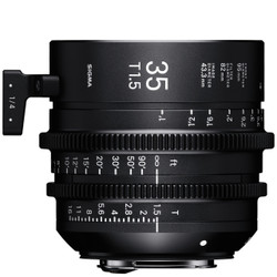 Sigma 35mm T1.5 FF EF Mount