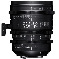 Sigma 24-35mm T2.2 FF EF Mount