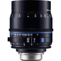 Zeiss CP.3 100mm T2.1 Compact Prime Lens (Nikon F Mount)
