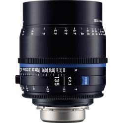Zeiss CP.3 135mm T2.1 Compact Prime Lens (ARRI PL Mount)
