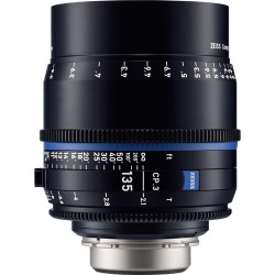 Zeiss CP.3 135mm T2.1 Compact Prime Lens (Sony E Mount)