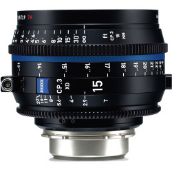 Zeiss CP.3 XD 15mm T2.9 Compact Prime Lens (ARRI PL Mount)