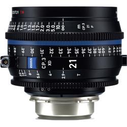 Zeiss CP.3 XD 21mm T2.9 Compact Prime Lens (ARRI PL Mount)
